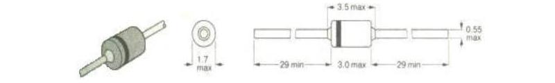 корпуса и маркировка компонентов  для поверхностного монтажа smd10